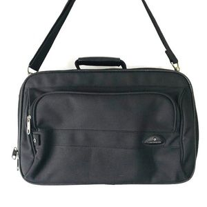 Samsonite Softside Travel Tote Carry on Briefcase